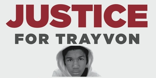 justicefortrayvon