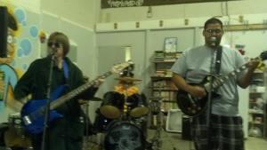 bandplaying